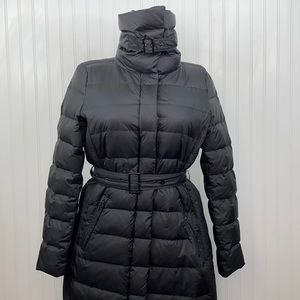 LONDON FOG: Midi Down Puffer